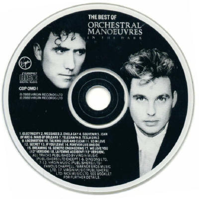 cd the best of omd